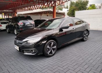 HONDA CIVIC 1.5 TURBO TOURING CVT 2018