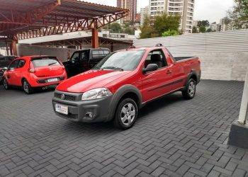 FIAT STRADA WORKING 1.4 (FLEX) (CABINE SIMPLES) 2015